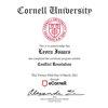 Cornell University Conflict Resolution Certificate